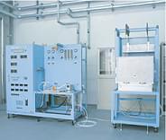 写真「燃料電池発電試験装置」
