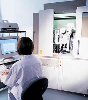 写真「粉末X線回折装置」
