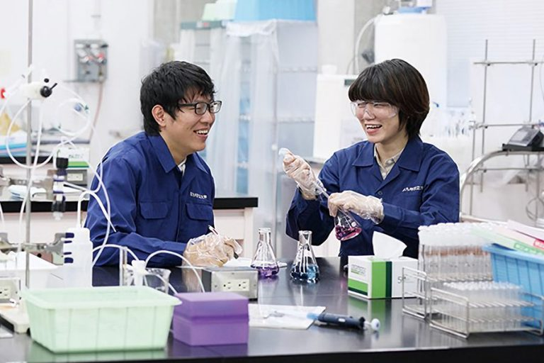 エネルギー循環化学科